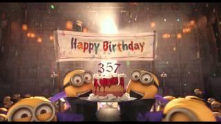 Миньоны (2015). Финальный трейлер - Продолжительность: 3 минуты 21 секунд