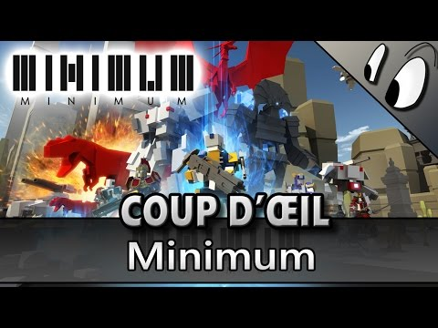 COUP D'ŒIL - Minimum [Test FR]