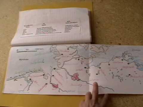 geografie arbeitsblatt nordostseek252ste 5klasse youtube