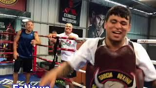((EPIC)) Jose Aldo KOs Juanito With A Kick!!! EsNews Boxing