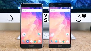 OnePlus 3 vs OnePlus 3T: What