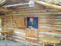 Richard (Dick) Proenneke's cabin 2008