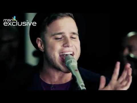 Olly Murs - In Case You Didn't Know (msn Sessions) video