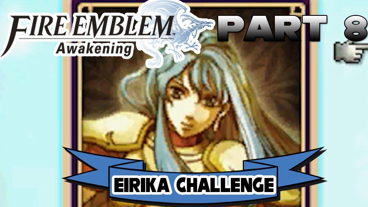 Eirika fire emblem