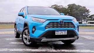 Toyota Rav4 Hybrid Limited 2WD - Test - Matías Antico - TN Autos