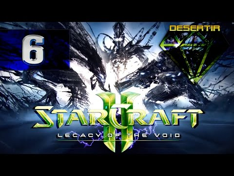 StarCraft 2: Legacy of the Void | Миссия 6 - Длинная рука Амуна