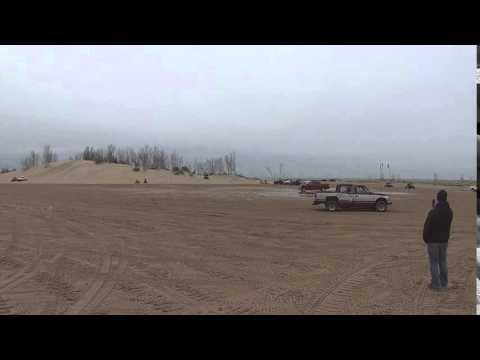 Drag Racing @ Silver Lake Sand Dunes
