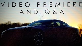 100k Q&A  | Video Premiere | Car Youtuber Discussion