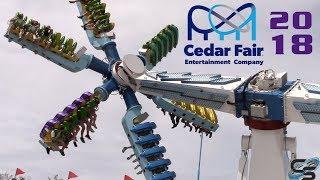 Cedar Fair 2018 New Ride Predictions