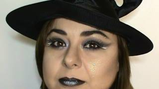 Maquillaje Halloween / Carnaval Bruja Sexy