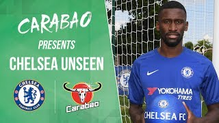 The Champions are back for pre-season and new signings unveiled in Chelsea Unseen!