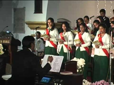 CHRISTMAS HINDI SONG - CHAL MITWA RE O MITWA - 2010
