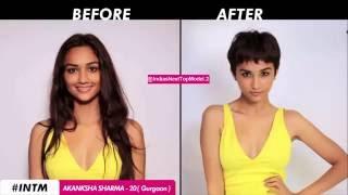 India's Next top Model 2 - Episode 4 Makeover