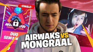 QUALIFICATION FINALE WORLD CUP ► AIRWAKS VS MONGRAAL - partie 4