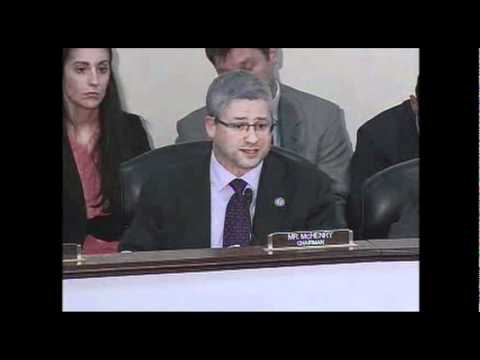 Chairman McHenry Calls Elizabeth Warren a Liar at Subcommittee Hearing