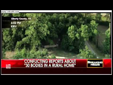 Conflicting Reports on 'Mass Grave' in Texas