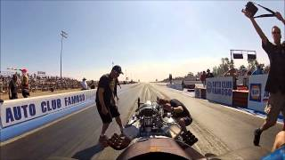 Kin Bates Sr Injected Nitro Dragster
