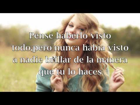 Hey Stephen-Taylor Swift (Traducida al Español)