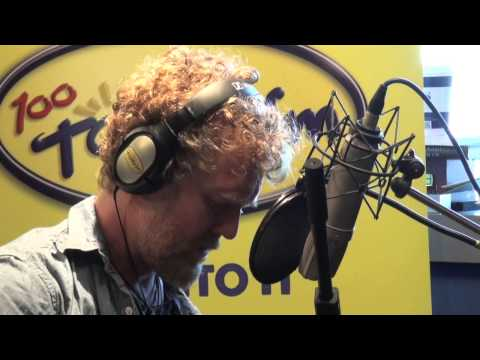Glen Hansard - Lay Me Down - live on Today FM