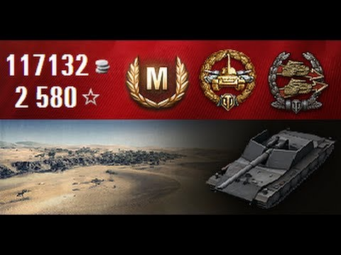 World of Tanks - Rhm.-Borsig Waffenträger | Ace Tanker & 8106 Damage