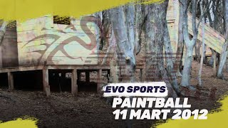 EVO Sports/Paintball - Beykoz Sahası 11 Mart 2012