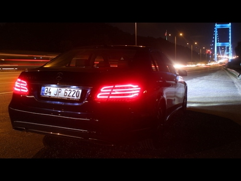 Test - Mercedes-Benz E250 CDI 4 Matic