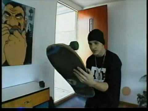 Rob Dyrdek Old Crib Video