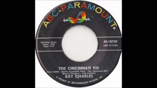 Watch Ray Charles The Cincinnati Kid video