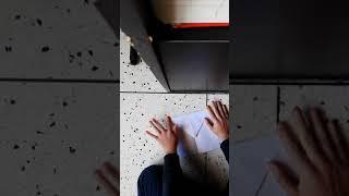 Technique pour faire un avion en papier ( deltaplane)