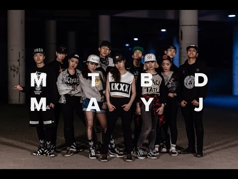 MAY J Choreography | MTBD - CL(2NE1)