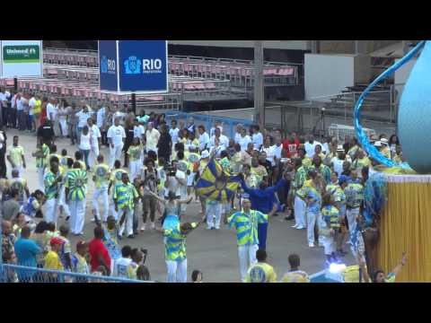 Esquenta da Escola Paraiso do Tuiuti 2013.