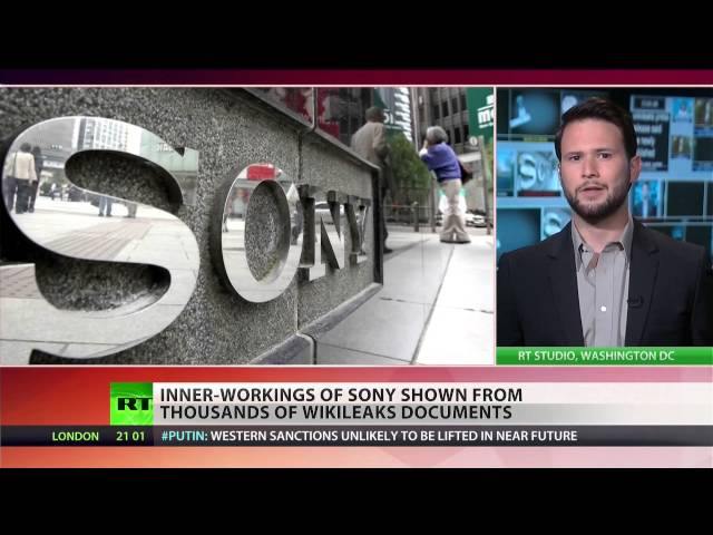 WikiLeaks offers searchable data on Sony hacks
