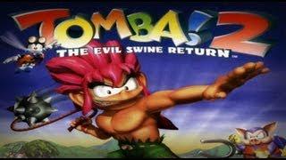 Sony PlayStation 1 Лучшие Игры:- Томба 2 обзор (Мега Озвучка Игры). Выпуск #5