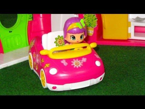 PinyPon Convertible Car Playset