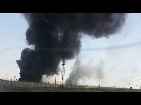 ISIS Takes Control of Iraq's Largest Oil Refinery