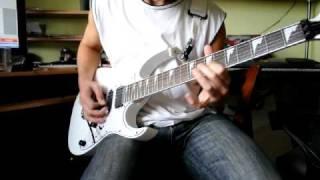 Lot Trzmiela na gitarze 180bpm - Flight of the Bumblebee on guitar 180bpm