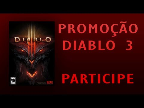 Promoo Diablo 3 - Key original