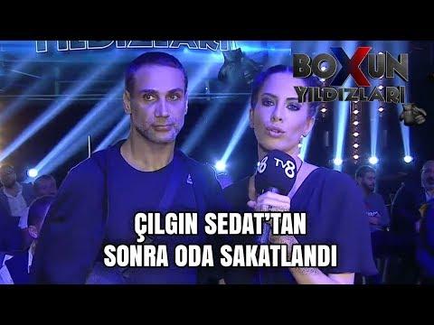 Boxun Yıldızları | Çılgın Sedat'tan sonra bir sakatlık daha!