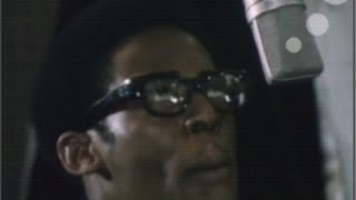 1960 39 S Cbs News Report The Temptations In The Studio