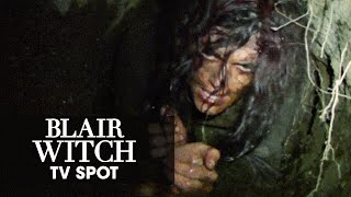 """Blair Witch (2016 Movie) Official TV Spot – """"Tunnel"""""""