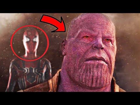 No viste esto En el Trailer de Los Vengadores La Guerra del Infinito y Te Sorprenderá- Infinity war