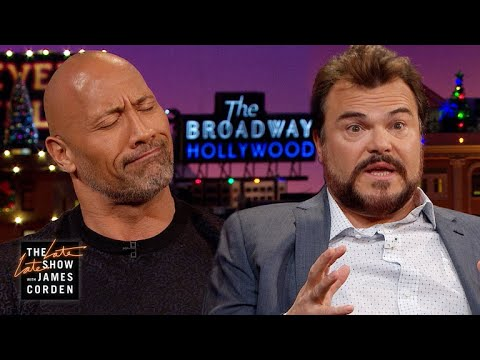 download lagu Jack Black & Dwayne Johnson Had Very Different First gratis