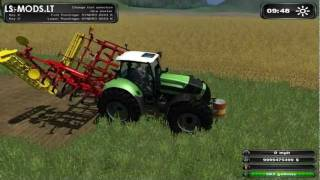 Poettinger, Synkro, 6003, implement, tools, farming, simulator, ls, 2011