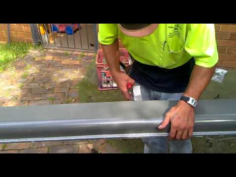 Guttering Installation Youtube