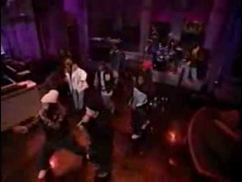 Fugees - Rumble in the Jungle [2-10-97]
