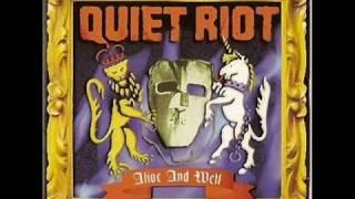 Watch Quiet Riot Slam Dunk way To Go video