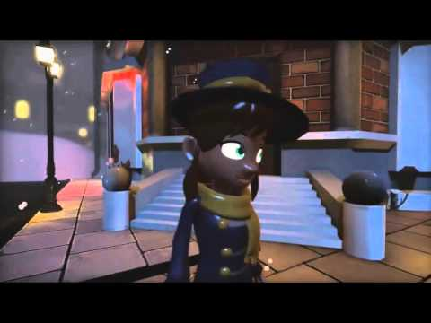 a hat in time: unused singing.