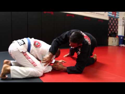 Jiu Jitsu Techniques - 2 Loop Choke Variations / Turtle Guard Attack Image 1
