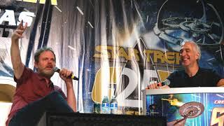 Rainn Wilson Q & A Session Upclose at STLV - 8-3-18