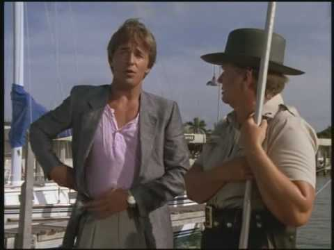 Miami Vice, scene from One eyed jack 1